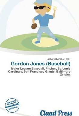 Gordon Jones (Baseball)