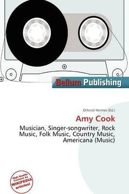 Amy Cook