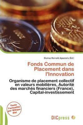 Fonds Commun de Placement Dans L'Innovation