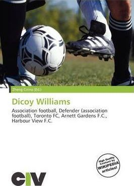 Dicoy Williams