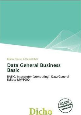 Data General Business Basic