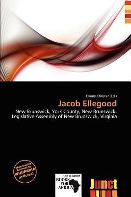 Jacob Ellegood
