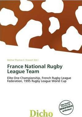 France National Rugby League Team