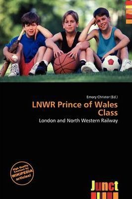 Lnwr Prince of Wales Class