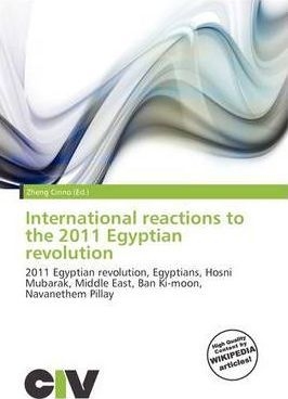 International Reactions to the 2011 Egyptian Revolution