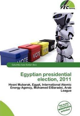 Egyptian Presidential Election, 2011