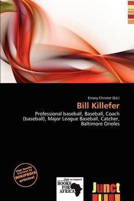 Bill Killefer