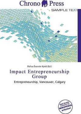 Impact Entrepreneurship Group