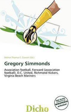 Gregory Simmonds