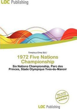 1972 Five Nations Championship