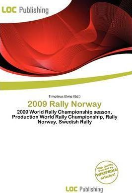 2009 Rally Norway