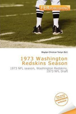 1973 Washington Redskins Season