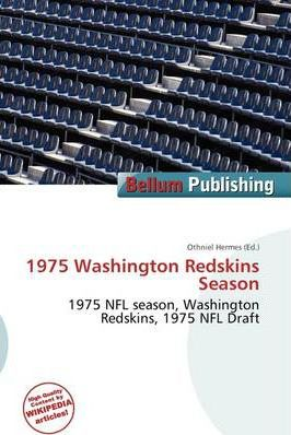 1975 Washington Redskins Season