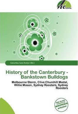 History of the Canterbury -Bankstown Bulldogs