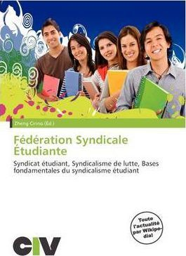 F D Ration Syndicale Tudiante
