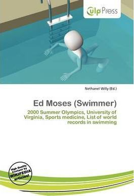 Ed Moses (Swimmer)