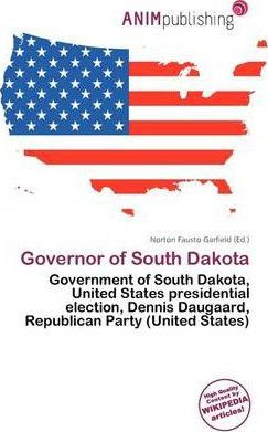Governor of South Dakota