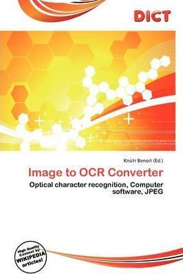 Image to OCR Converter