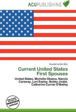 Current United States First Spouses