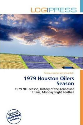 1979 Houston Oilers Season