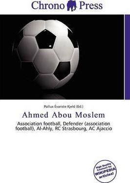 Ahmed Abou Moslem