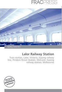 Lalor Railway Station