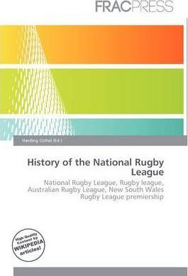 History of the National Rugby League