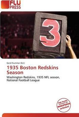 1935 Boston Redskins Season