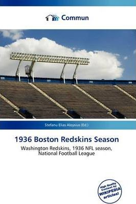 1936 Boston Redskins Season