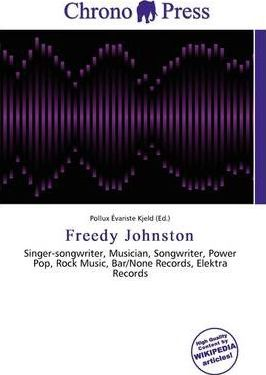 Freedy Johnston