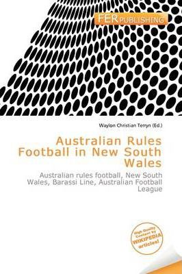 Australian Rules Football in New South Wales