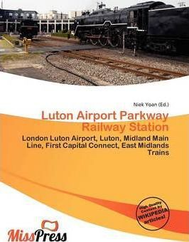 Luton Airport Parkway Railway Station