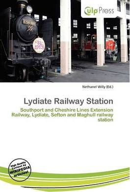Lydiate Railway Station