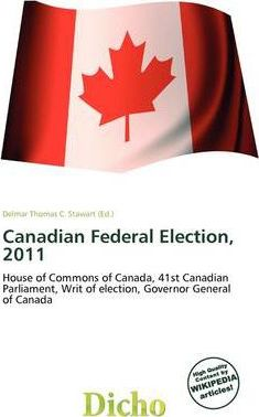 Canadian Federal Election, 2011