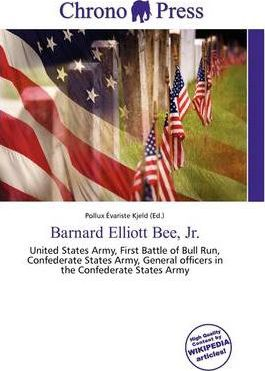Barnard Elliott Bee, JR.