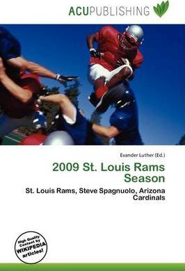 2009 St. Louis Rams Season