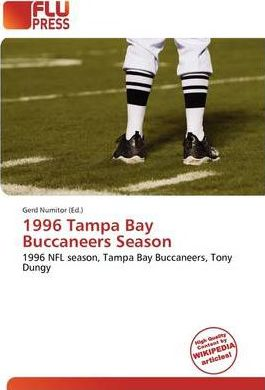 1996 Tampa Bay Buccaneers Season