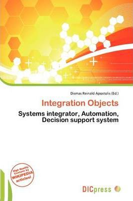Integration Objects