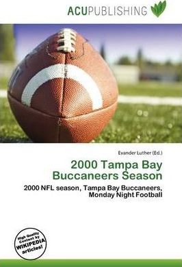2000 Tampa Bay Buccaneers Season