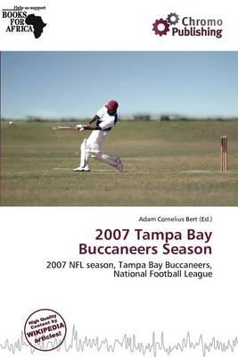 2007 Tampa Bay Buccaneers Season