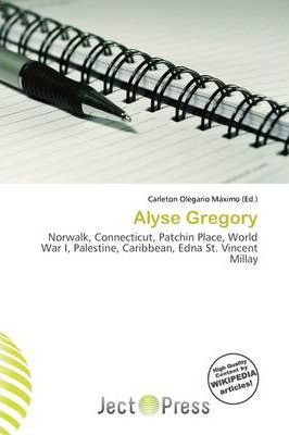 Alyse Gregory