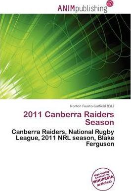 2011 Canberra Raiders Season