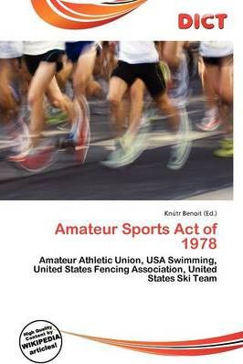 Amateur Sports Act of 1978
