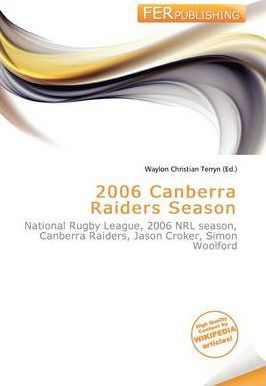 2006 Canberra Raiders Season