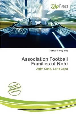 Association Football Families of Note