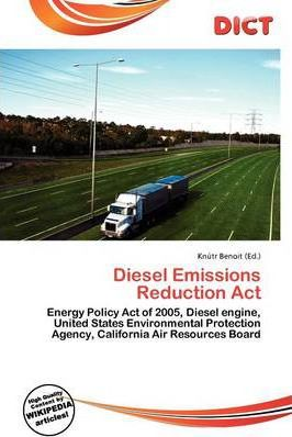 Diesel Emissions Reduction ACT