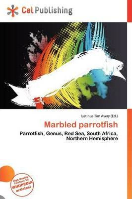 Marbled Parrotfish