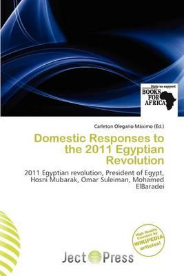 Domestic Responses to the 2011 Egyptian Revolution