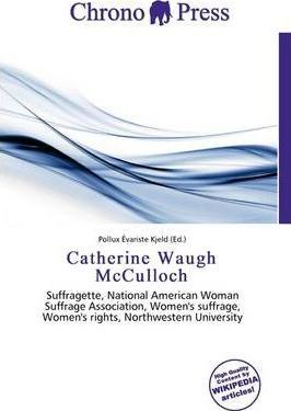 Catherine Waugh McCulloch