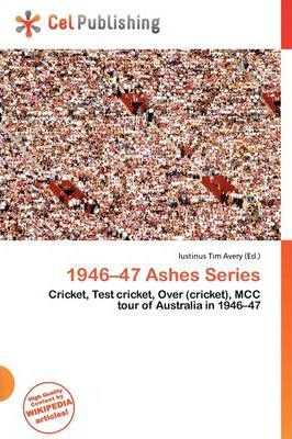 1946-47 Ashes Series